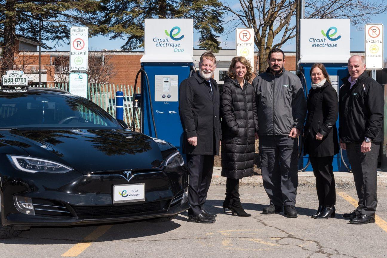 Taxi Coop Laval >> Nouveau service de recharge rapide prioritaire pour les ...
